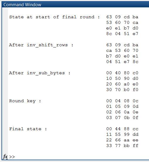 دانلود سورس رایگان الگوریتم رمزنگاری AES